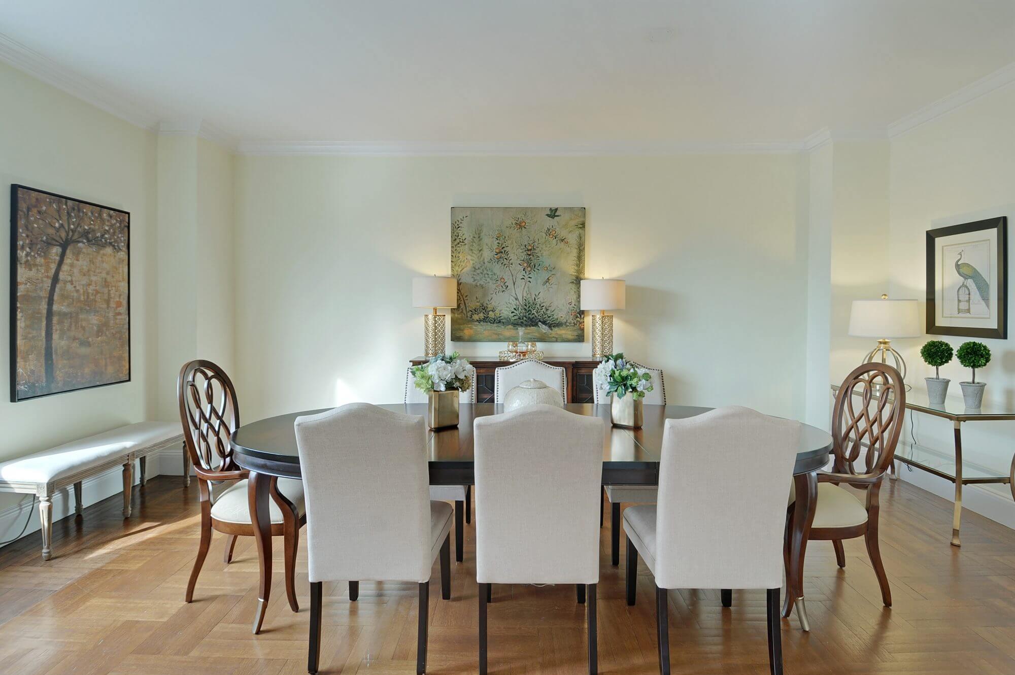 1120 Fifth Avenue Apt. 3C - Dining Area