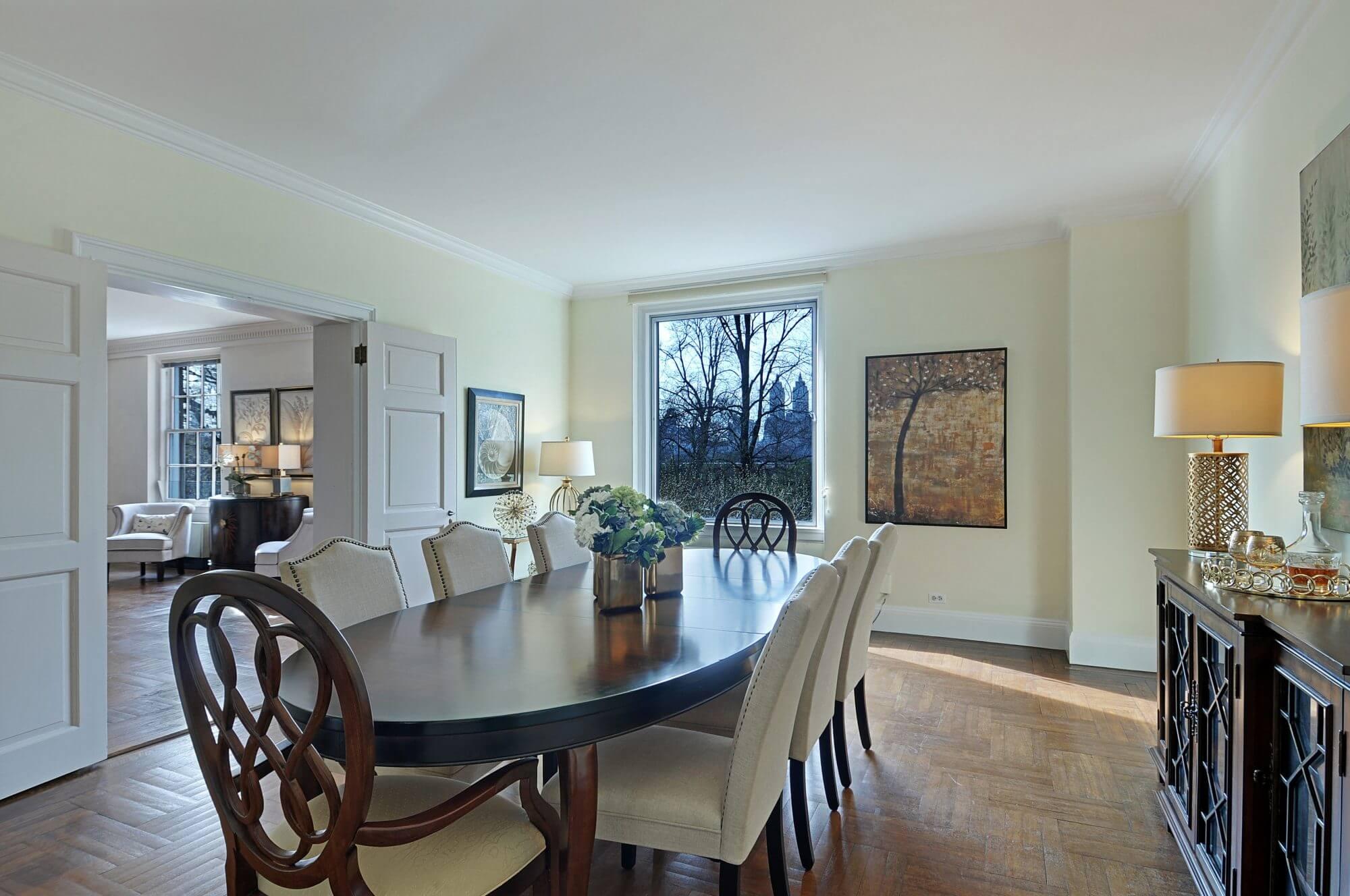 1120 Fifth Avenue Apt. 3C - Dining Room