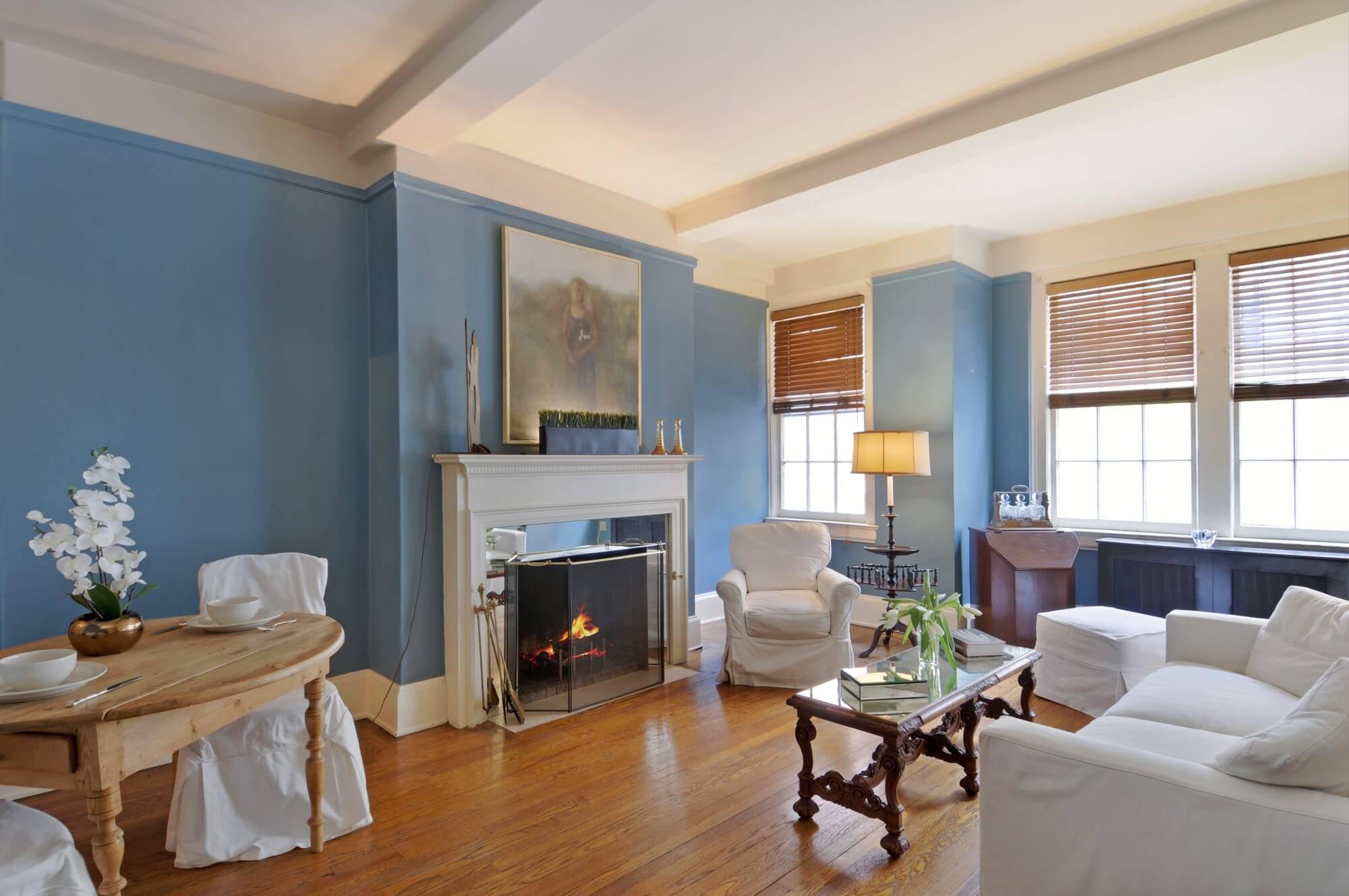 120 East 75th Street, Apt. 2B - Living Room