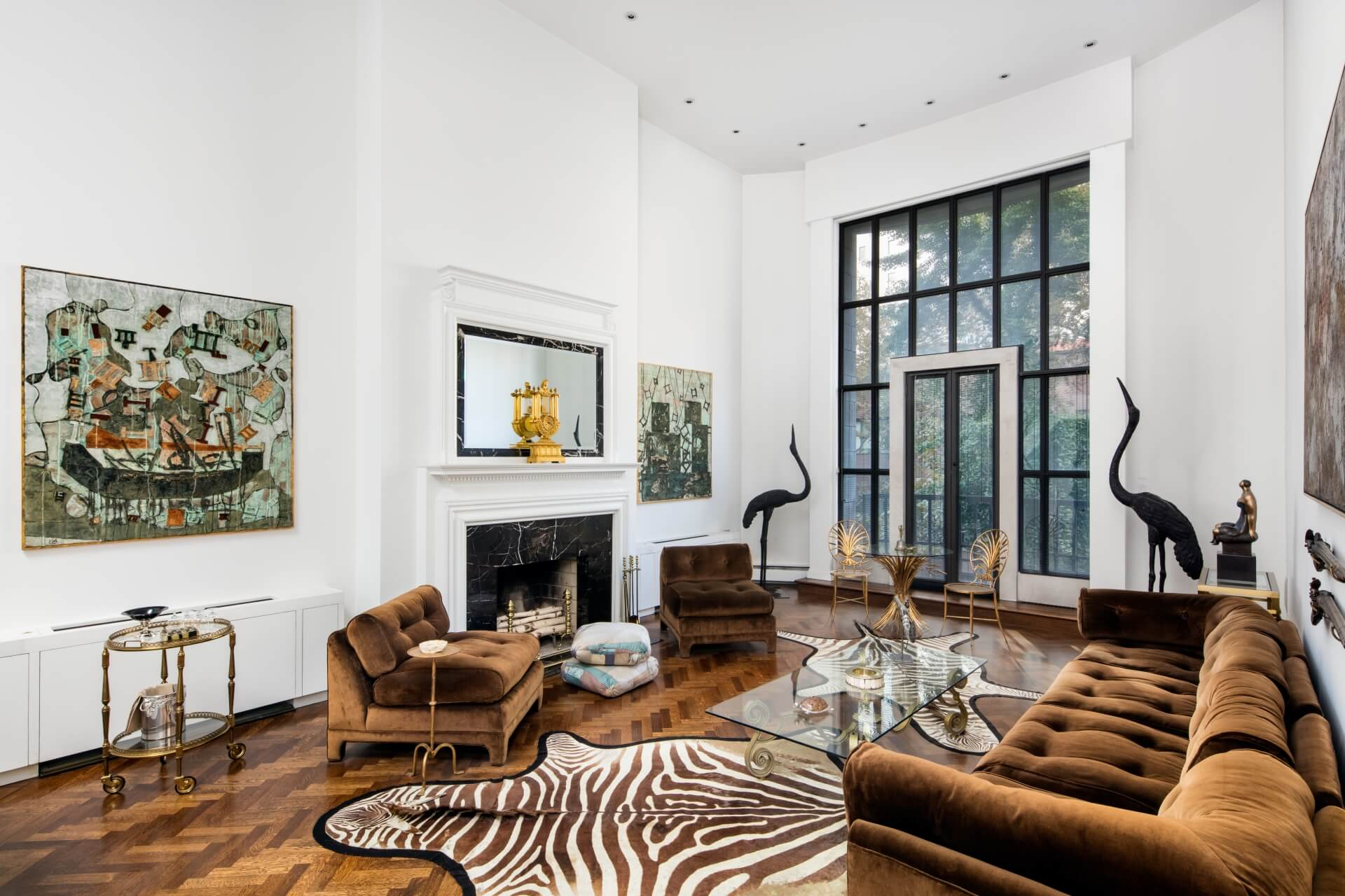 110 East 64th Street - Great Room