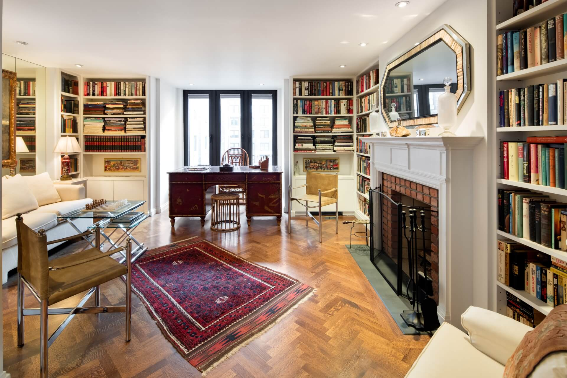 110 East 64th Street - Library