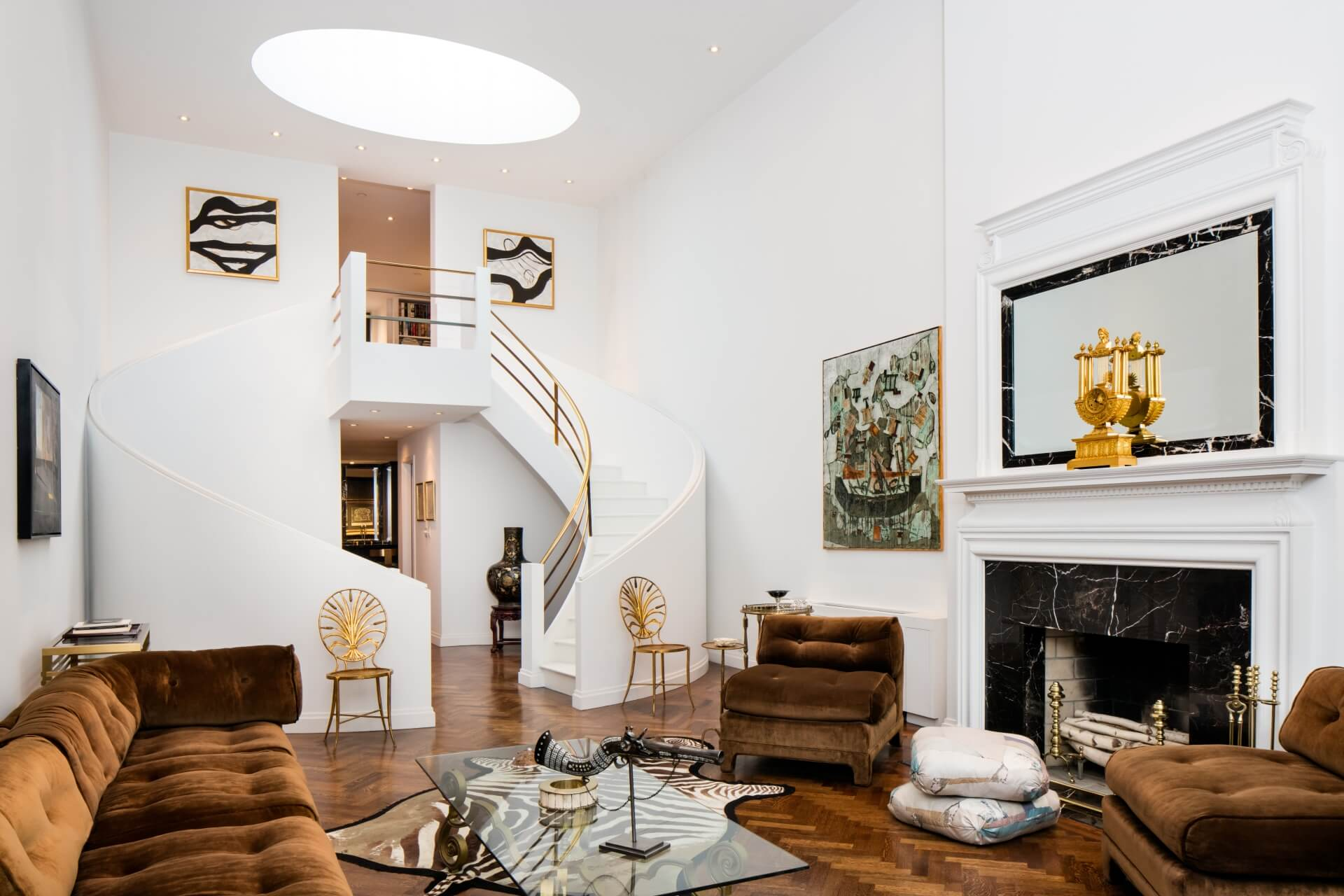 110 East 64th Street - Staircase