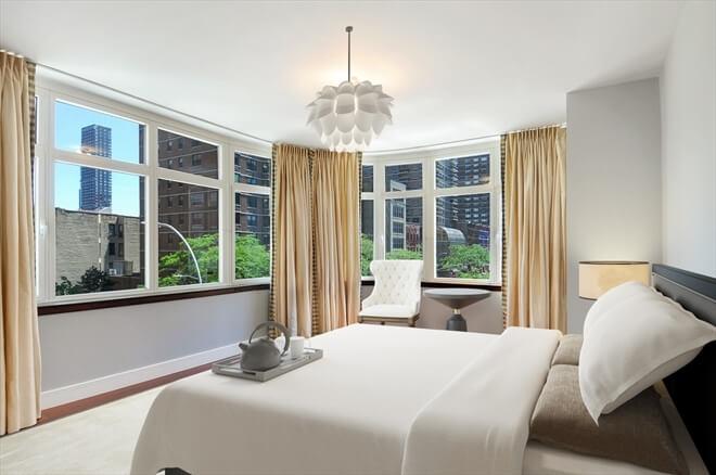 181 East 90th Street Apt. 4B - Bedroom