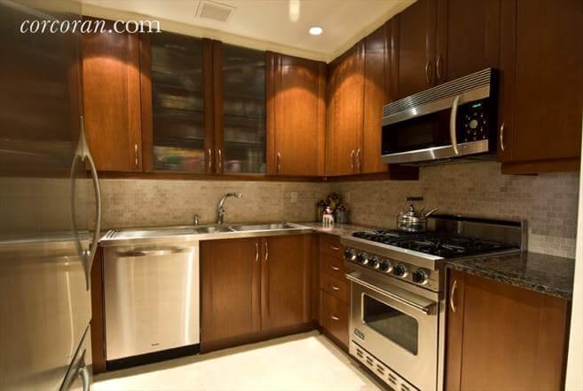 181 East 90th Street Apt. 4B - Kitchen