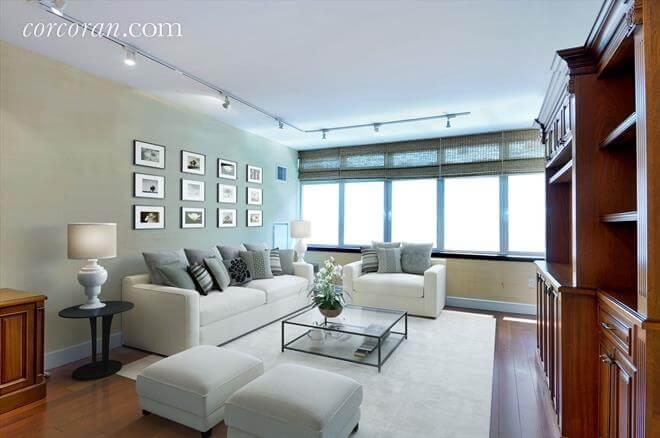181 East 90th Street Apt. 4B - Living Room