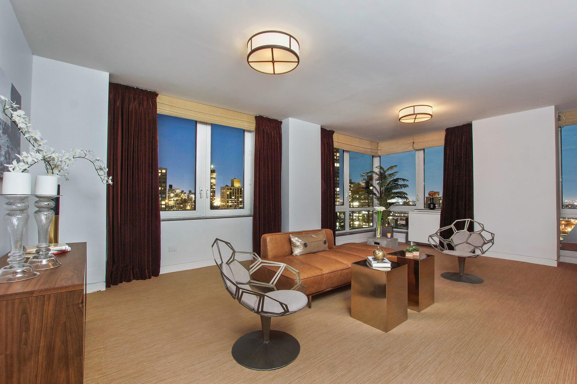 300 East 77th Street Apt. 27/28B - Family Room
