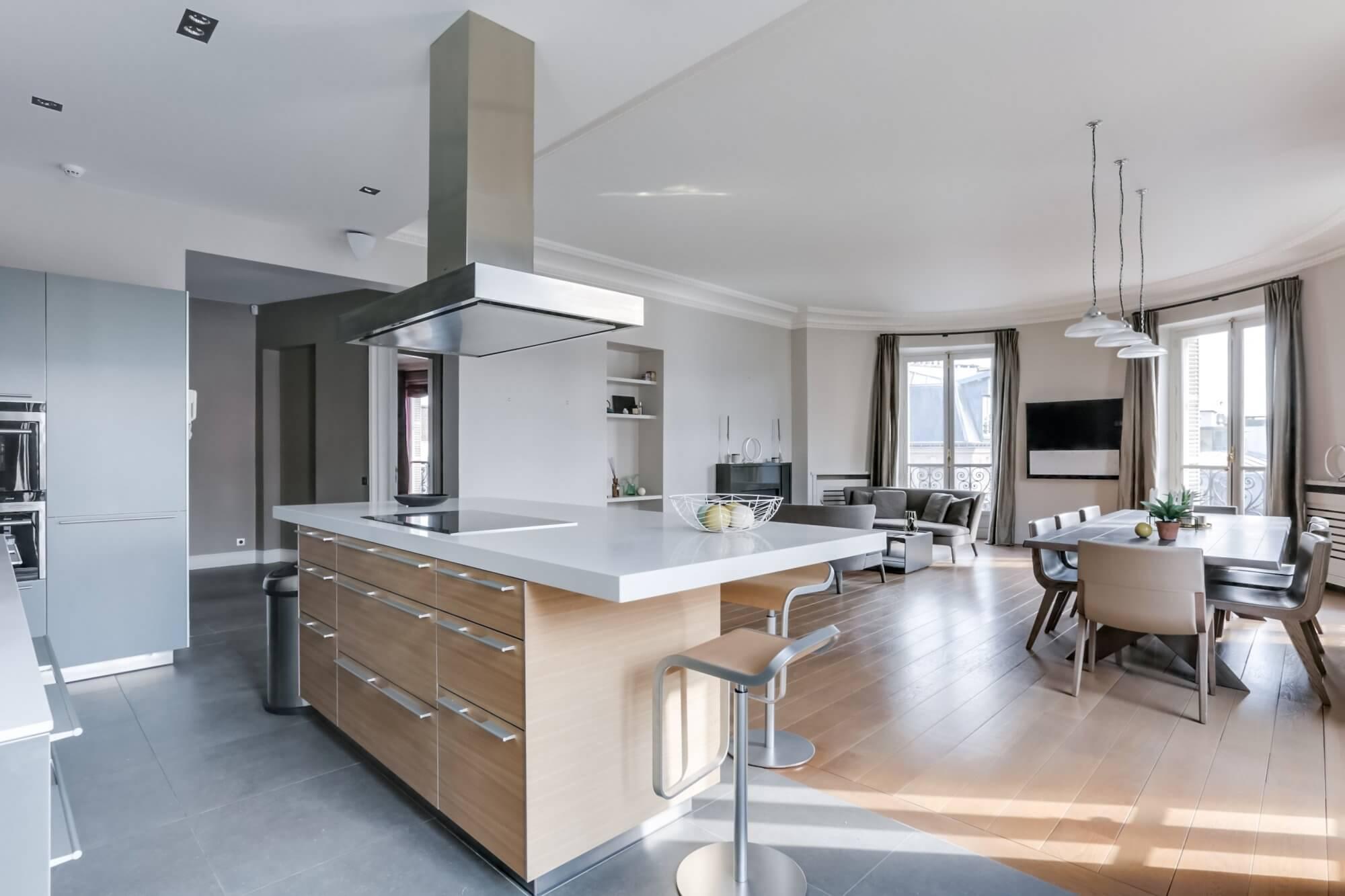 Etoile Hoche - Kitchen