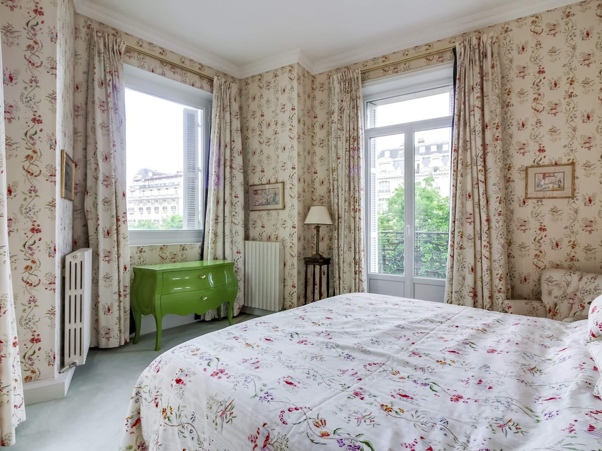 Etoile Mandel Scheffer - Bedroom